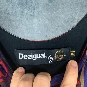 Desigual Dresses - Desigual by Christian Lacroix Patchwork Boho Dress